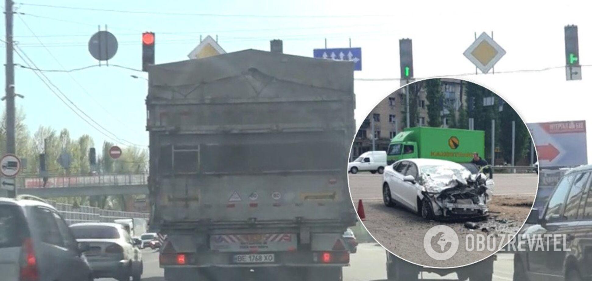Война на дорогах