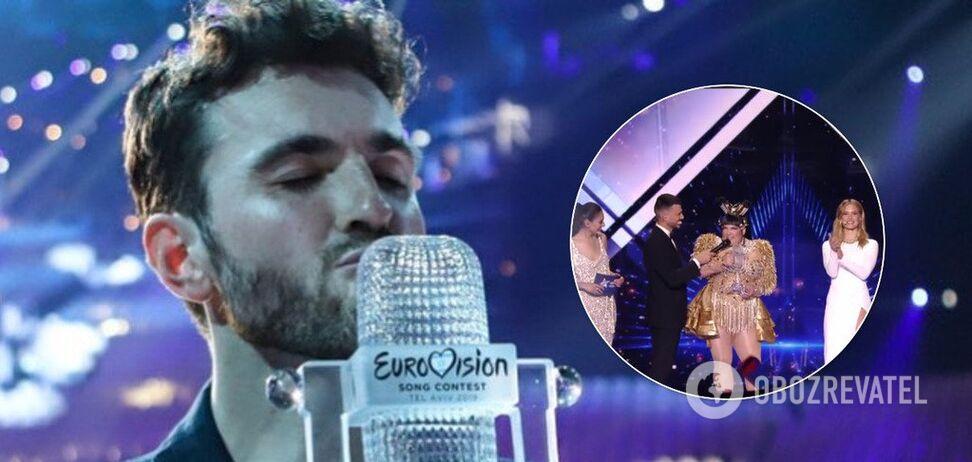 Організатори Євробачення переглянули підсумки конкурсу: що трапилося