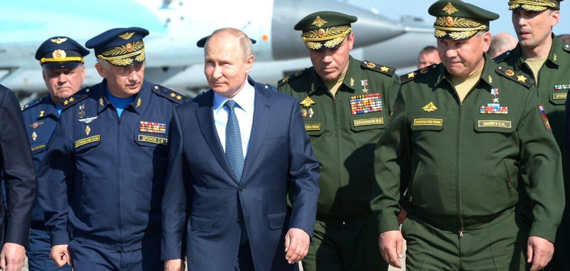 'Совершенно убийственно': Украину предупредили о радикальном шаге Путина