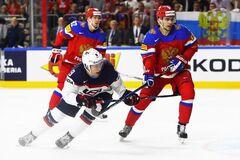 Где смотреть онлайн хоккей Россия – США: расписание трансляций чемпионата мира