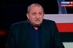 У Соловьева устроили 'раздел' Украины в прямом эфире
