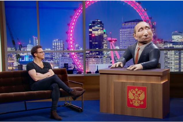 """""""КГБ и рок-н-ролл"""": BBC запускает ток-шоу с Путиным"""