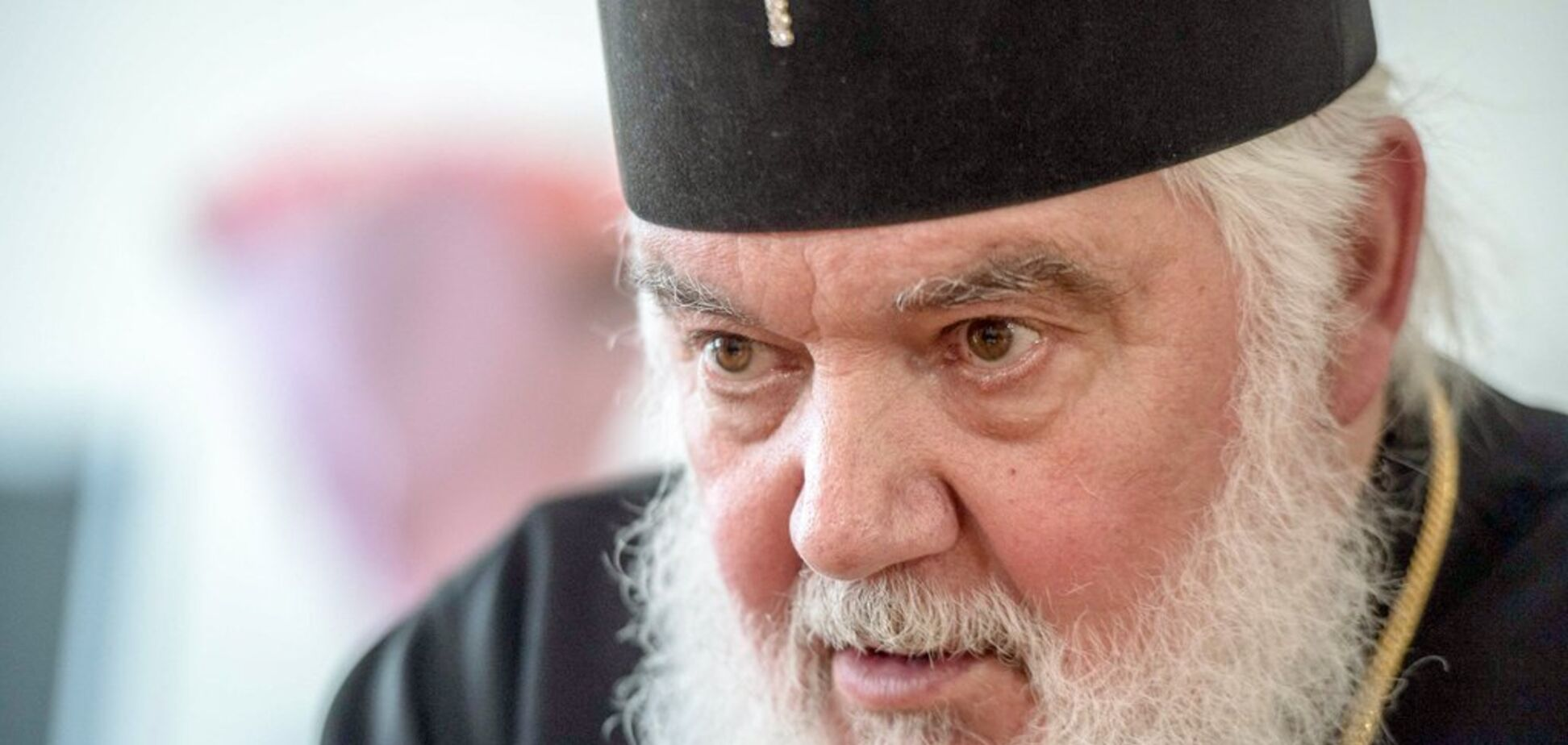 'Хотів усе поглинути': Львівський митрополит розповів, як Філарет зірвав об'єднання церкви