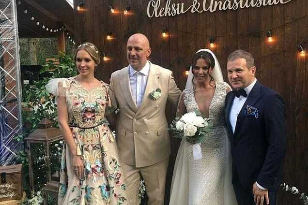Потап и Каменских закатили роскошную свадебную вечеринку: зажигательные видео