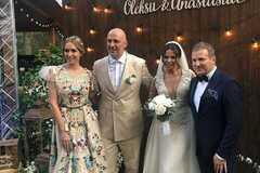 Потап і Каменських влаштували розкішну весільну вечірку: запальні відео