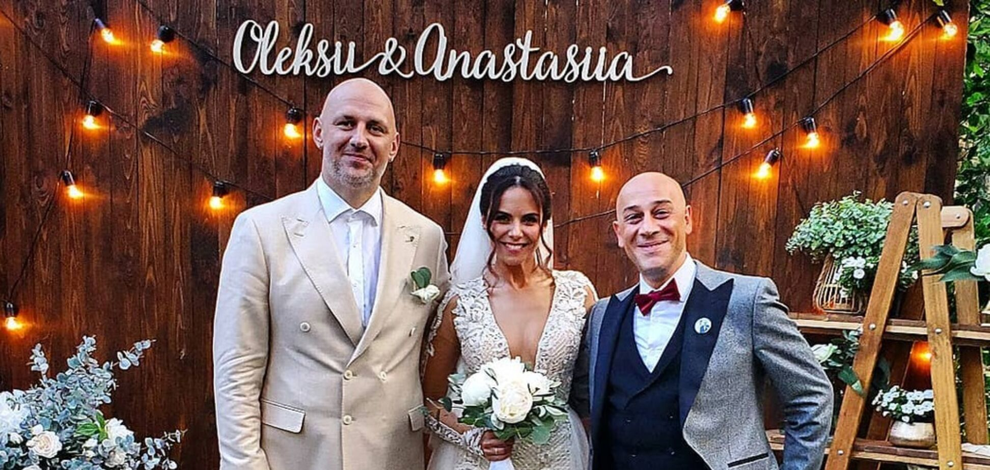 Потап и Настя Каменских поженились: все подробности 'свадьбы века'