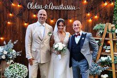 Потап і Настя Каменських одружилися: всі подробиці 'весілля століття'
