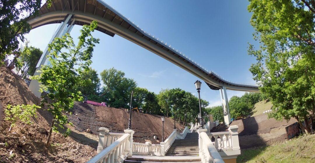 Вместо зоопарка: стоимость нового моста в Киеве выросла в два раза