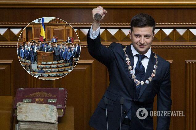 Указ про дострокові вибори в Україні набув чинності