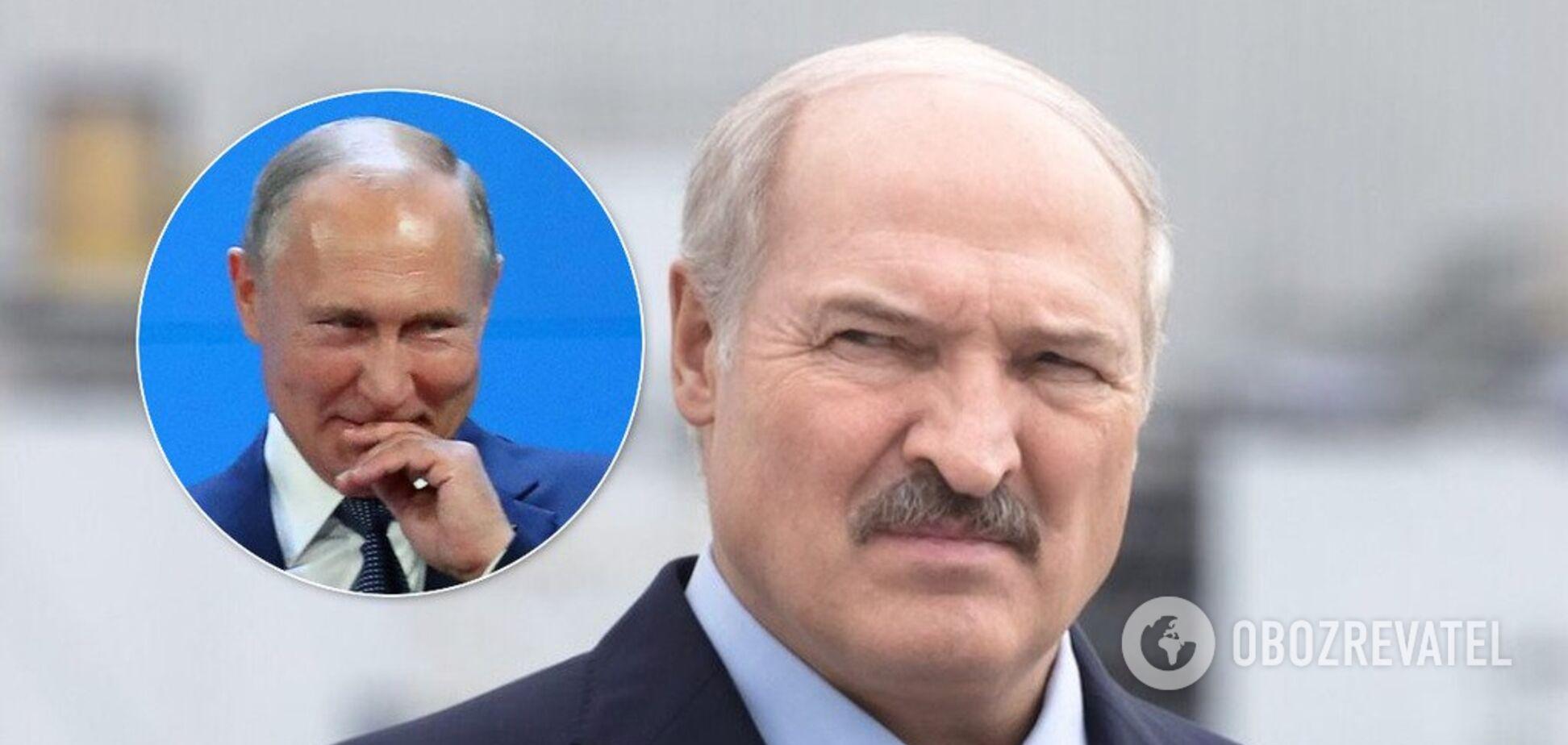 Росія поглине Білорусь? Лукашенка попередили про 'ручний режим'