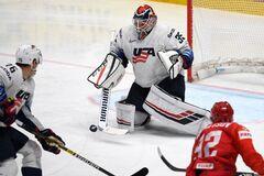 Россия выбила США с чемпионата мира по хоккею