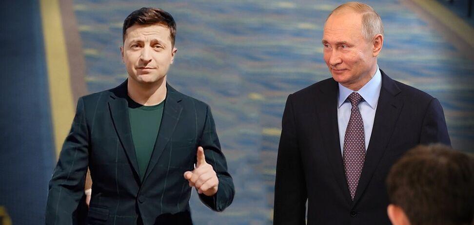 Станет еще хуже? В России спрогнозировали политику Зеленского относительно Путина