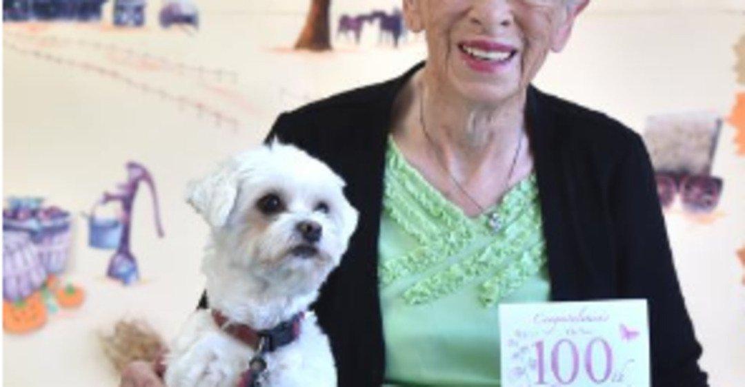 100-летняя женщина раскрыла главный секрет долголетия: в чем суть