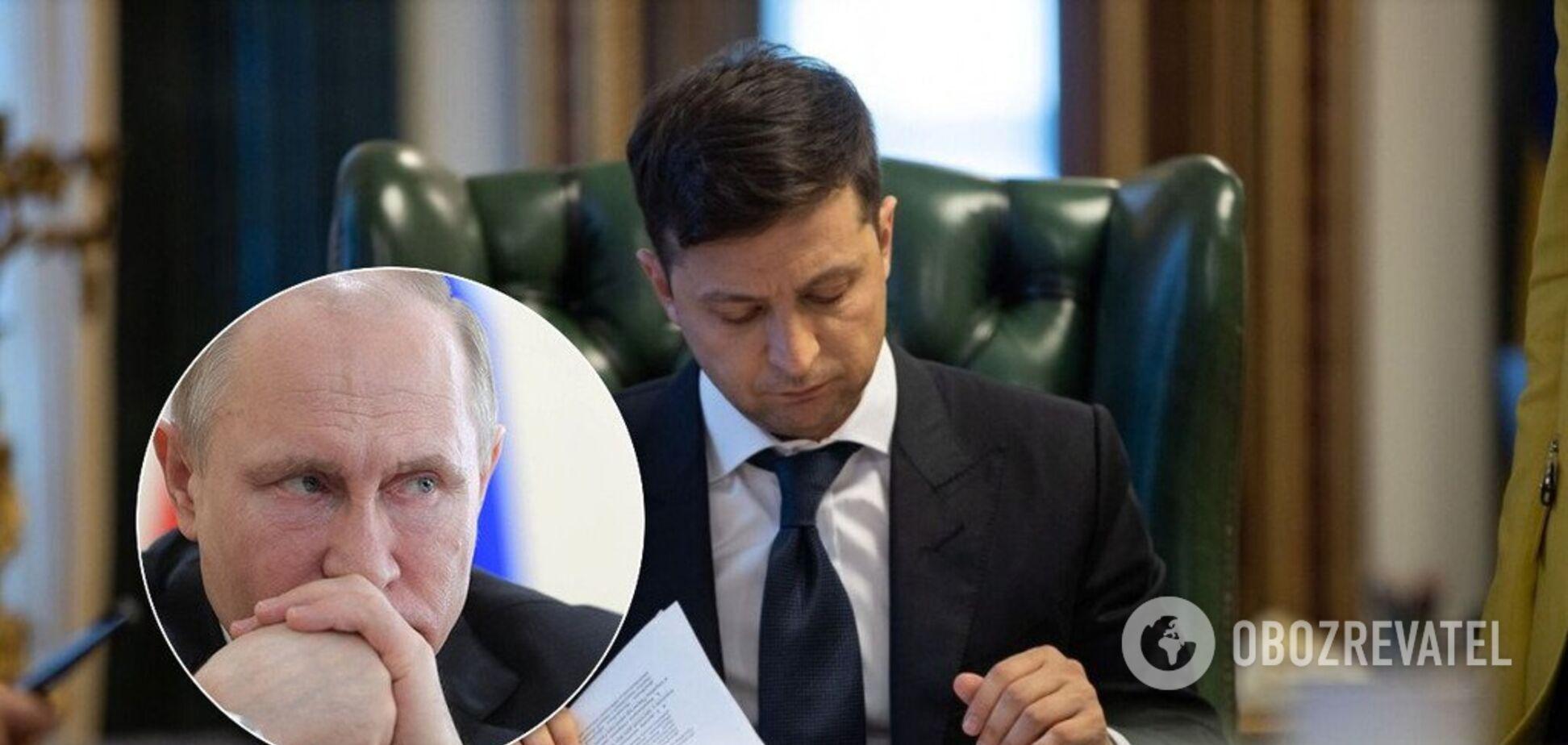 Для Путина опасен 'фактор Зеленского' — соратник Горбачева
