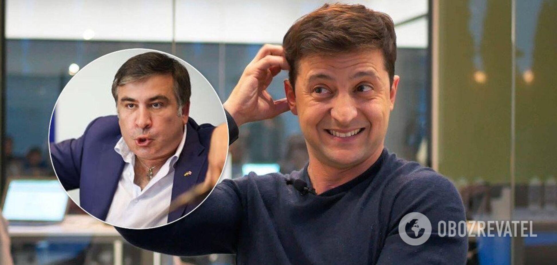 Саакашвили рвется в Кабмин: стало известно о переговорах со 'слугами народа'
