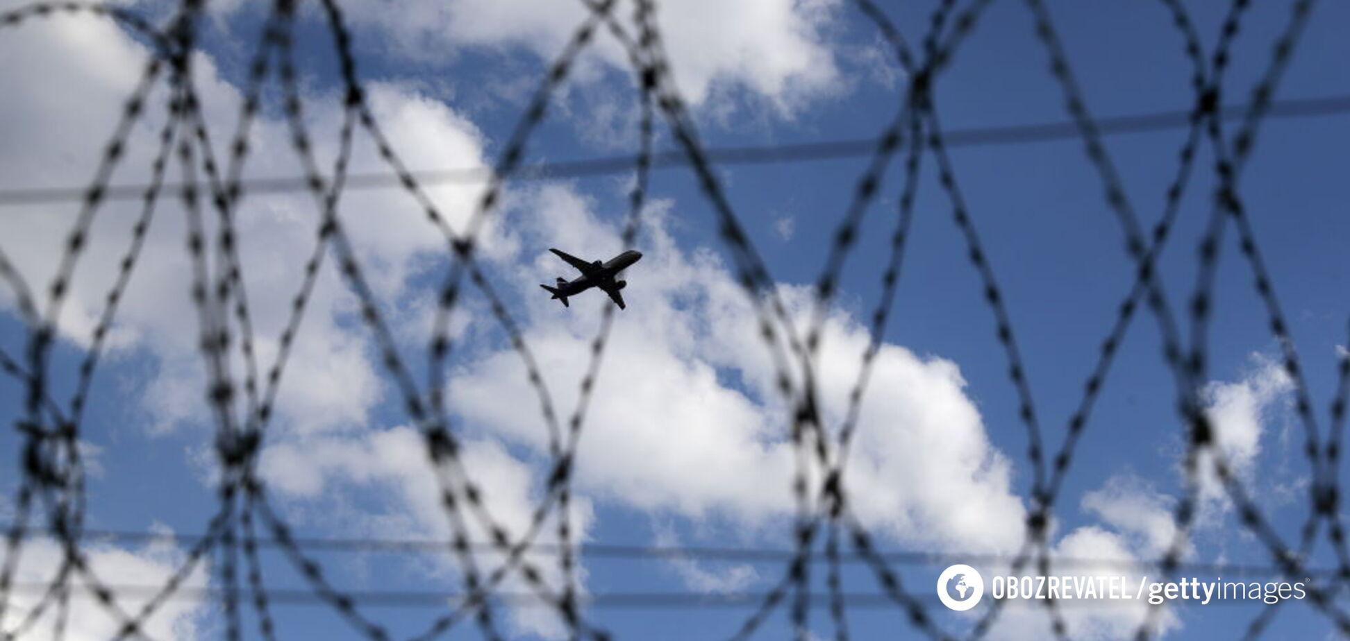 В Шереметьево произошло очередное ЧП с 'Суперджетом' 'Аэрофлота'