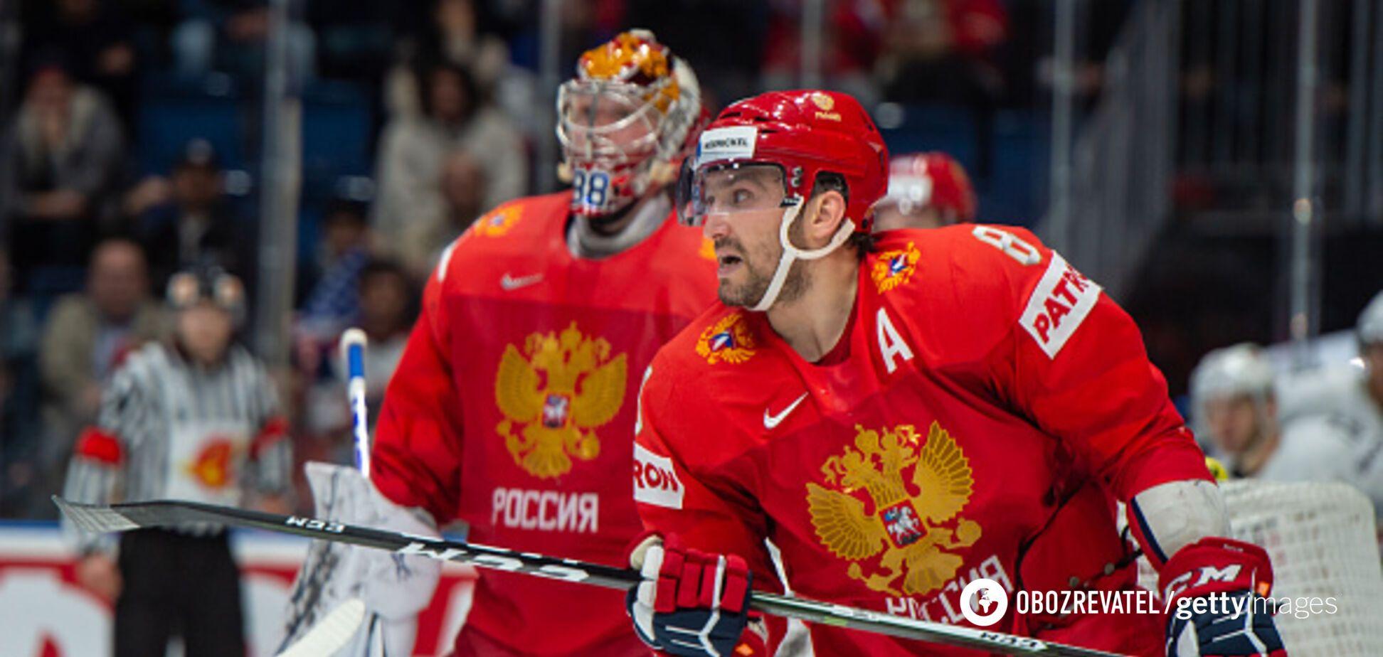 Овечкин отметился жестоким приемом в четвертьфинале чемпионата мира по хоккею: видео