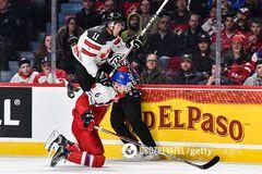 Где смотреть онлайн хоккей Канада – Чехия: расписание трансляций 1/2 финала чемпионата мира