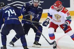 Где смотреть онлайн хоккей Россия – Финляндия: расписание трансляций 1/2 финала чемпионата мира