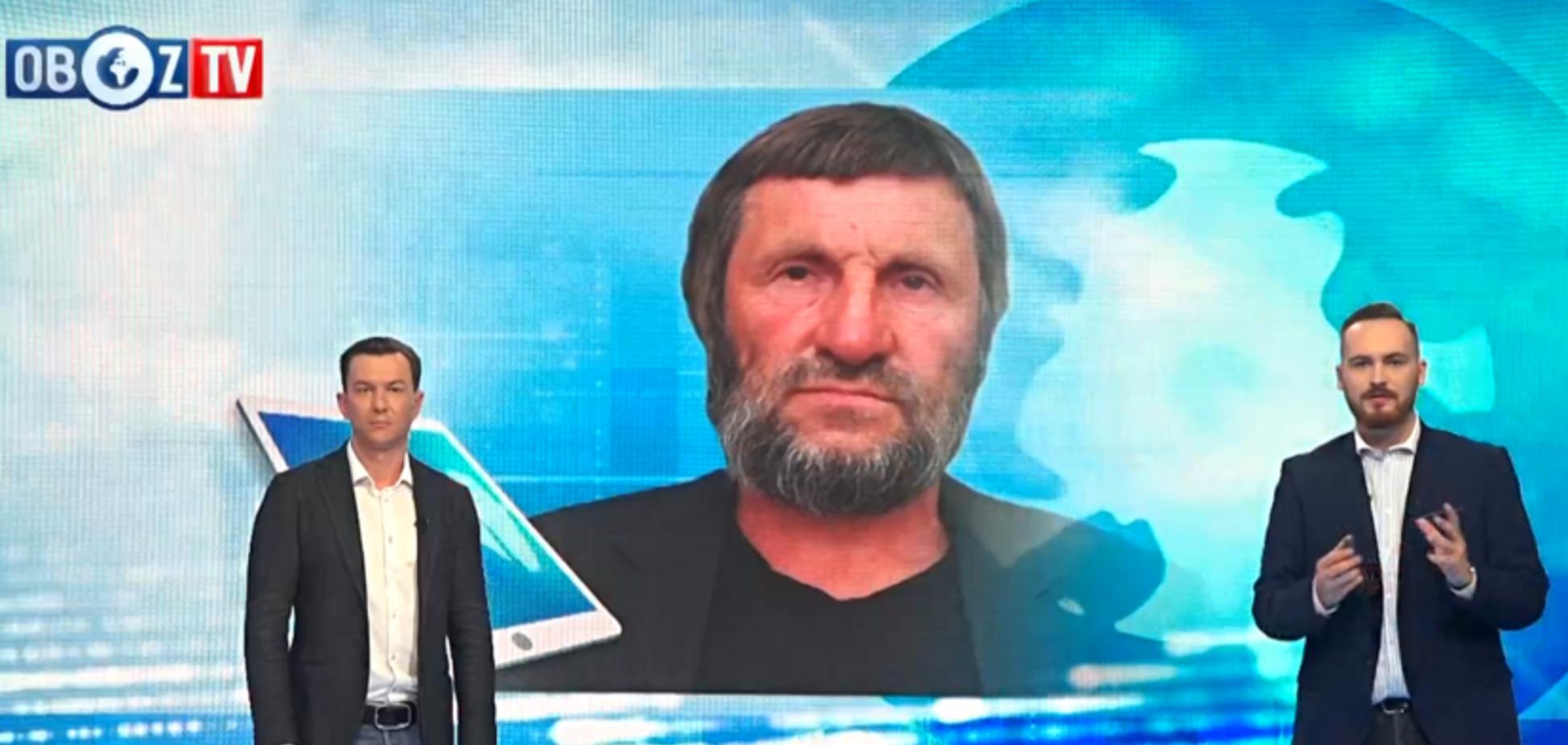 Голодовка Клыха: правозащитник рассказал на что надеются пленники Кремля