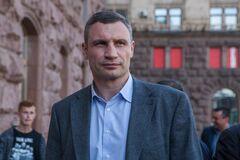 Український Монмартр: Кличко привітав Київ з Днем міста