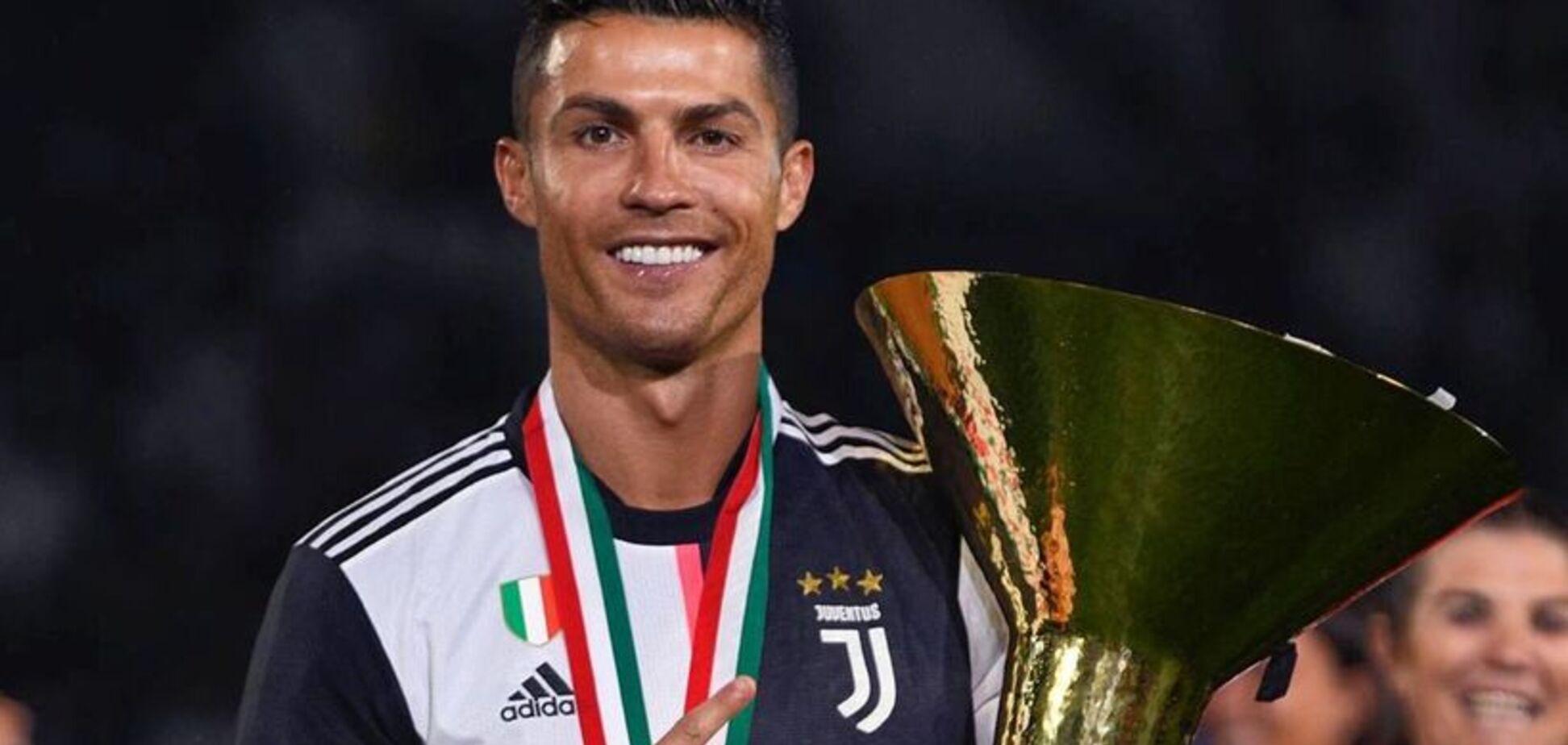Роналду купив іграшку за 1 млн євро: опубліковано відео