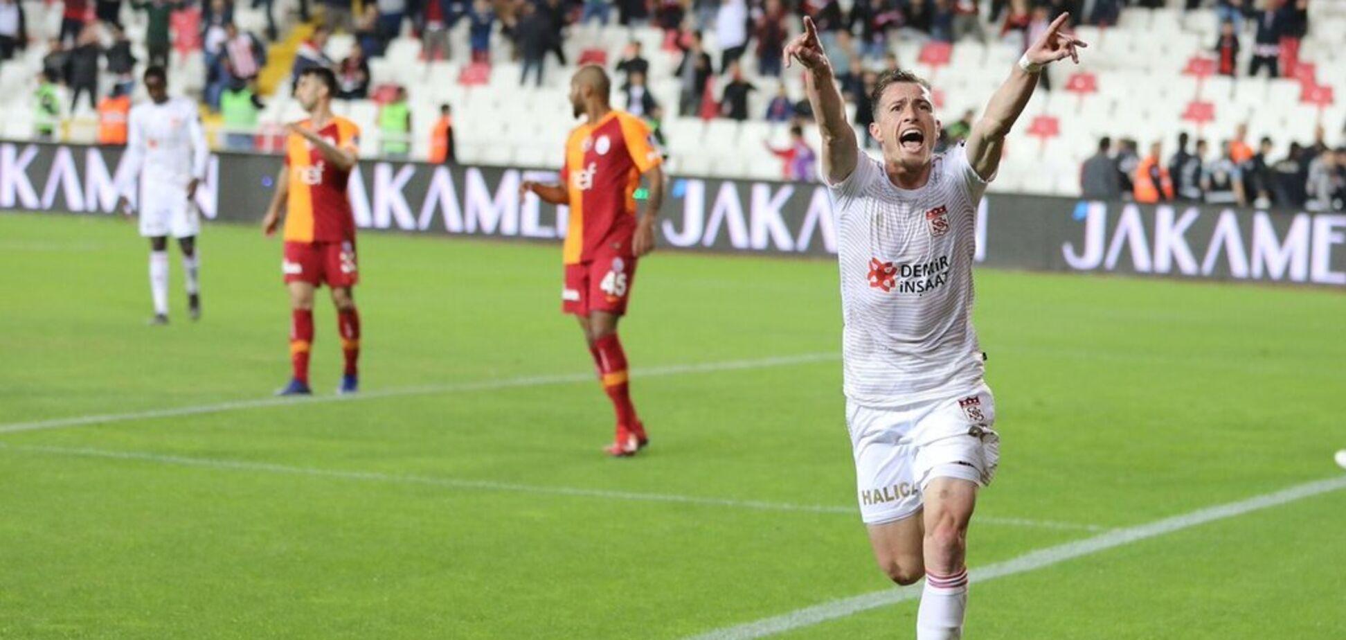 Футболист сборной Украины выдал суперматч в Турции