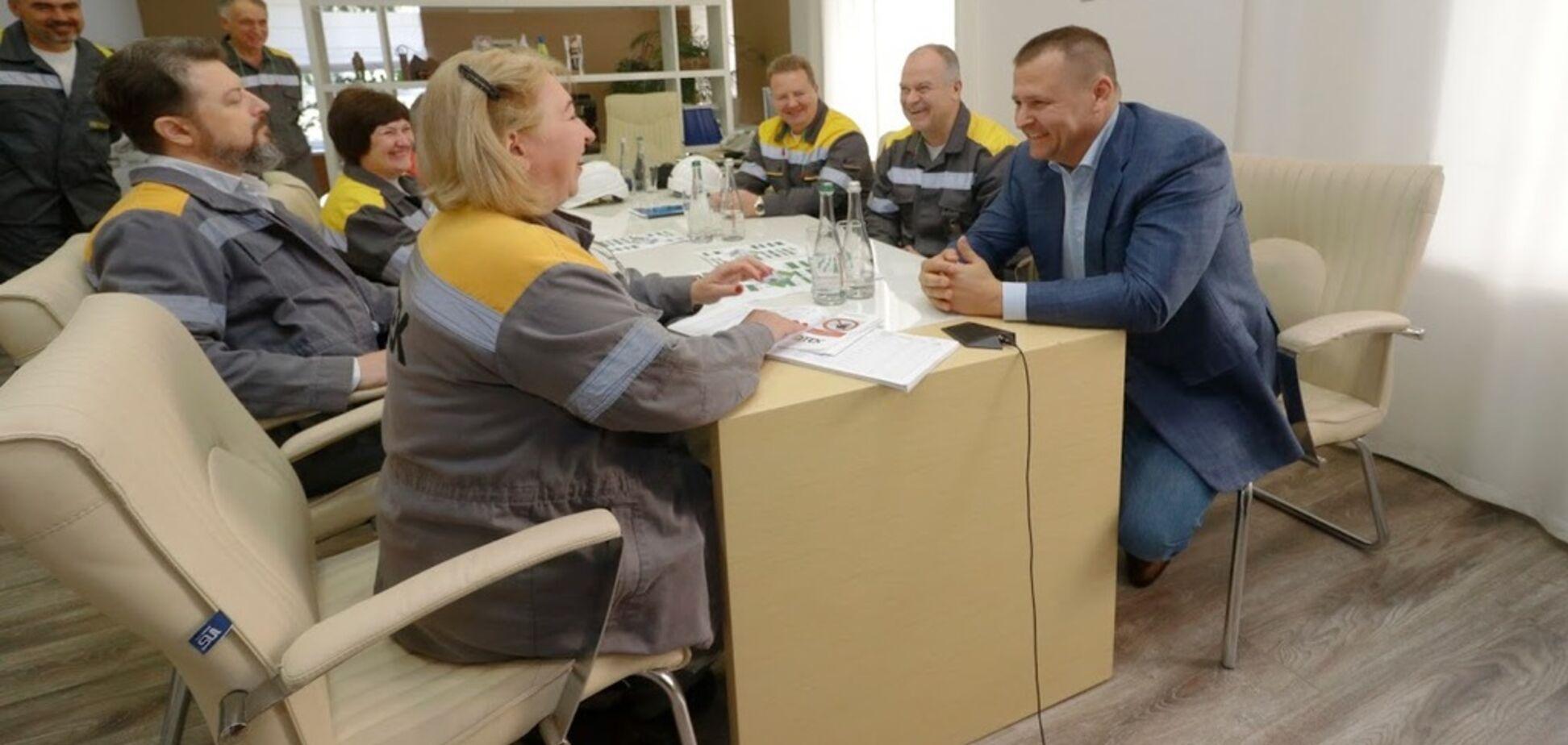 Борис Філатов закликав великі промислові підприємства Дніпра приєднатися до екологічного переоснащення потужностей