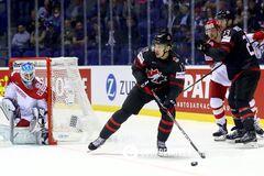 Канада - Чехия: счет 1/2 финала хоккея на чемпионате мира
