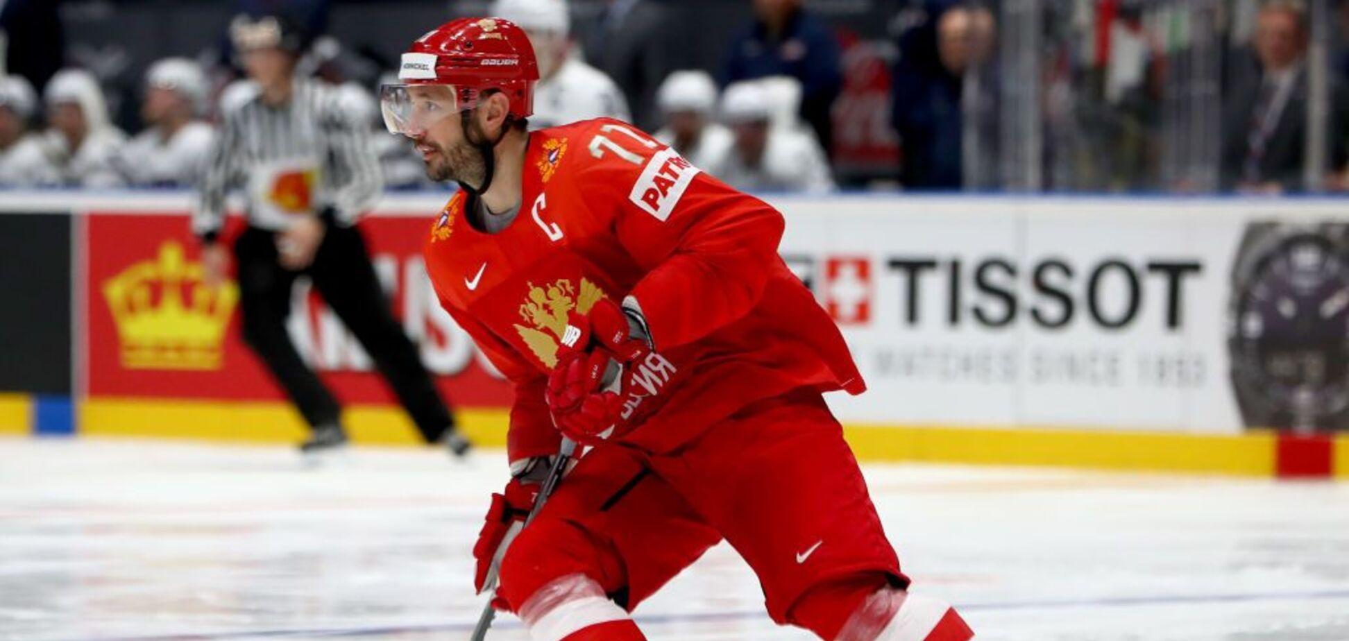 Росія – Фінляндія: рахунок 1/2 фіналу чемпіонату світу з хокею
