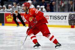 Россия – Финляндия: счет 1/2 финала чемпионата мира по хоккею