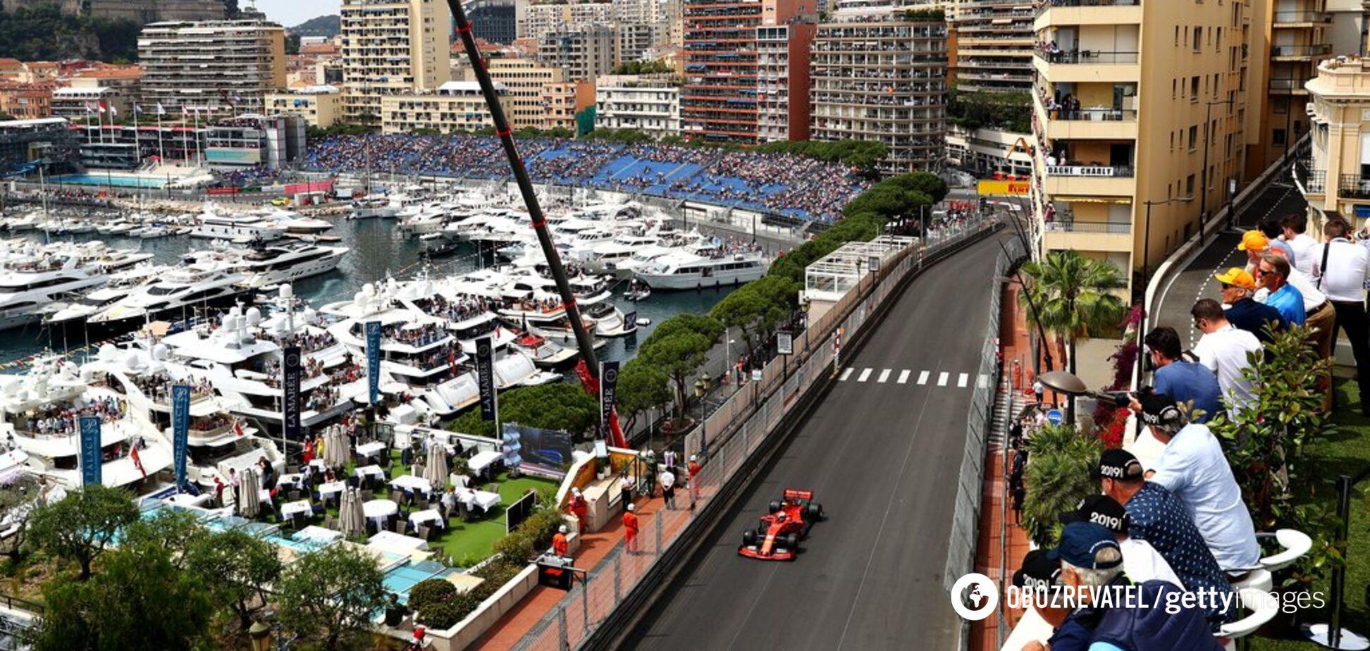 Ferrari грандіозно зганьбилися на Гран-прі Монако