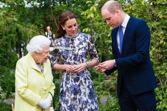 Кейт Миддлтон нарушила протокол с королевой Британии: насколько это серьезно