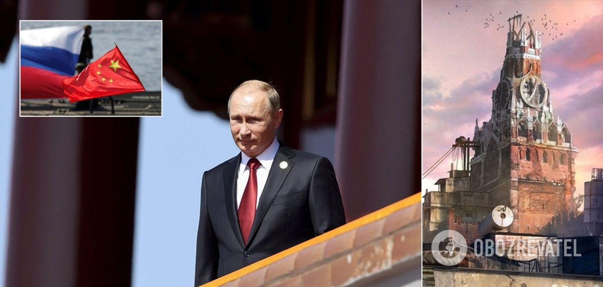 Москва полнится слухами, что Путина нет в живых – Саша Сотник