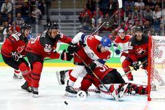 Где смотреть онлайн финал чемпионата мира по хоккею Канада – Финляндия: расписание трансляций