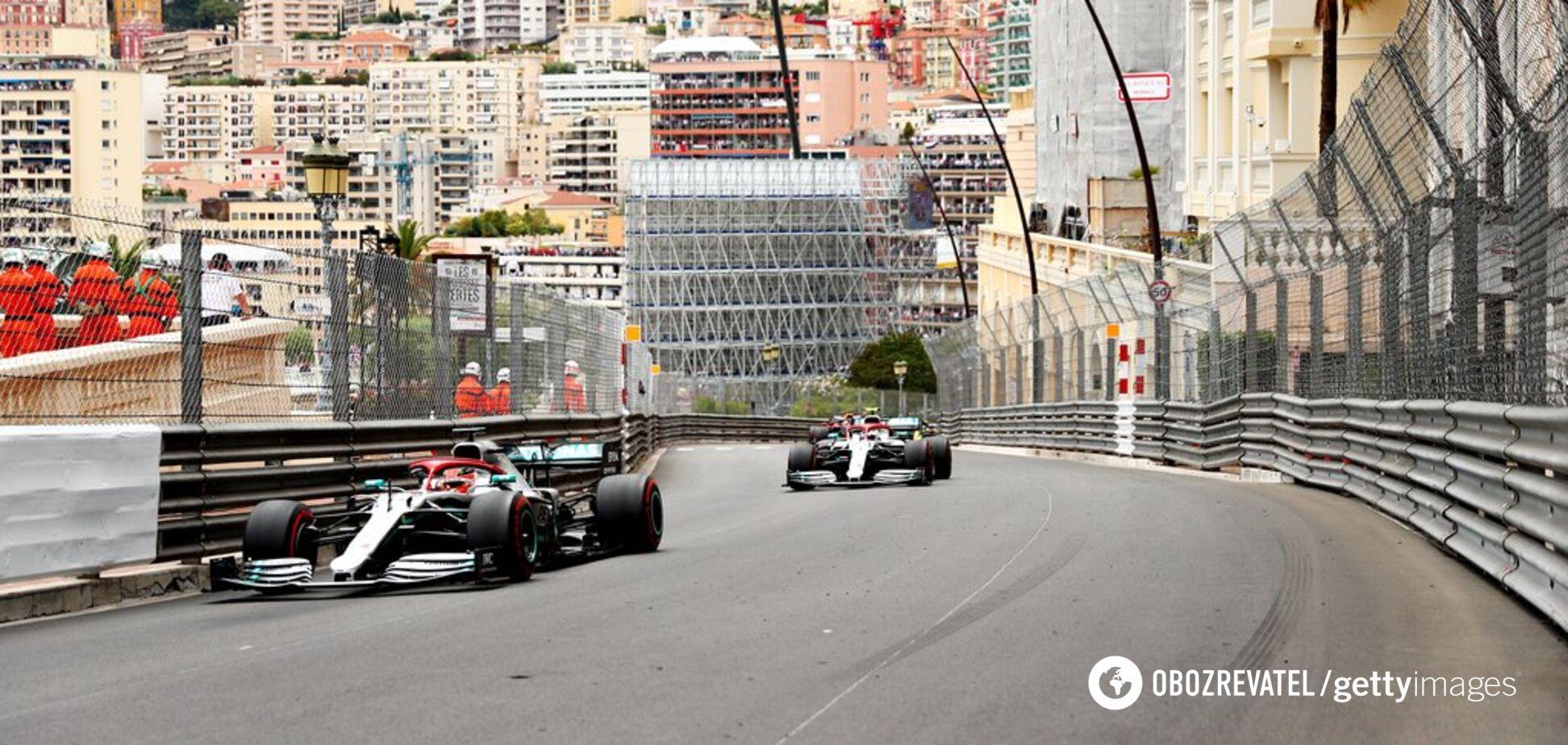 У Монако пройшов самий легендарний Гран-прі Формули-1