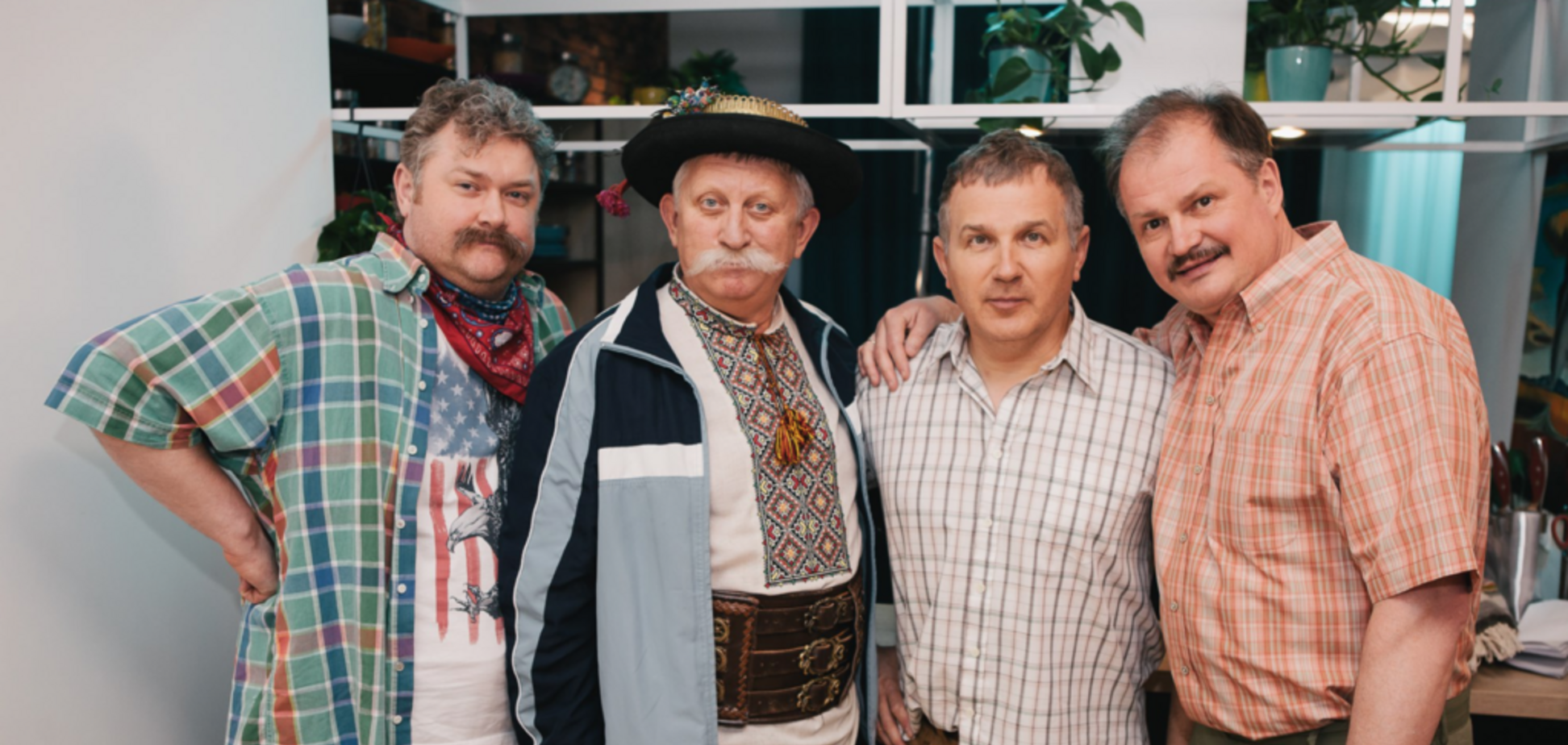 Украинские актеры