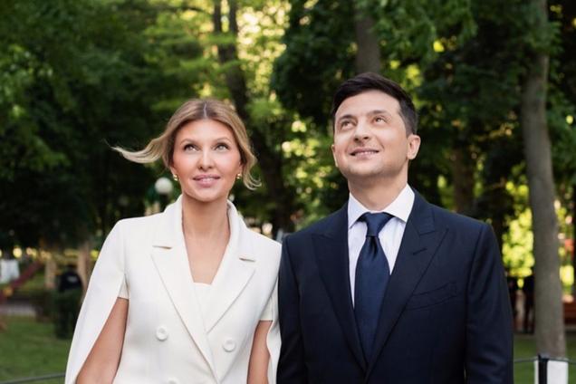 """""""Ближе к народу"""": в сети ажиотаж из-за новых снимков жены Зеленского"""
