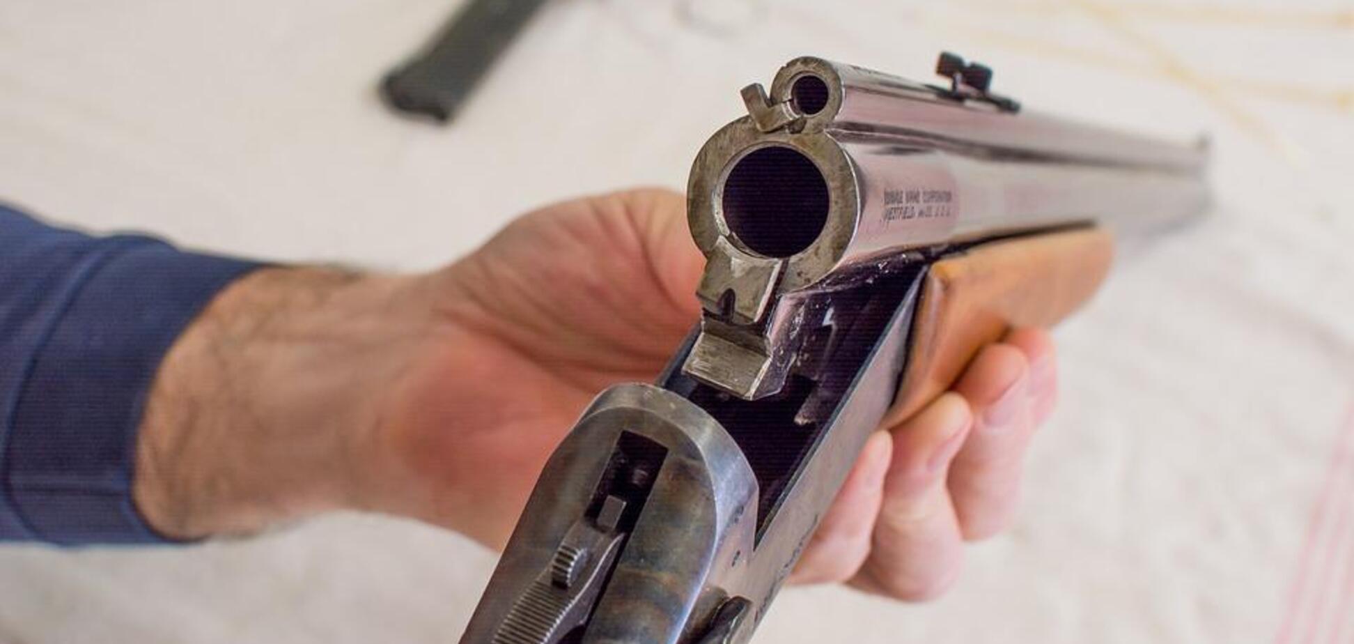 Под Харьковом застрелился 15-летний сын чиновника