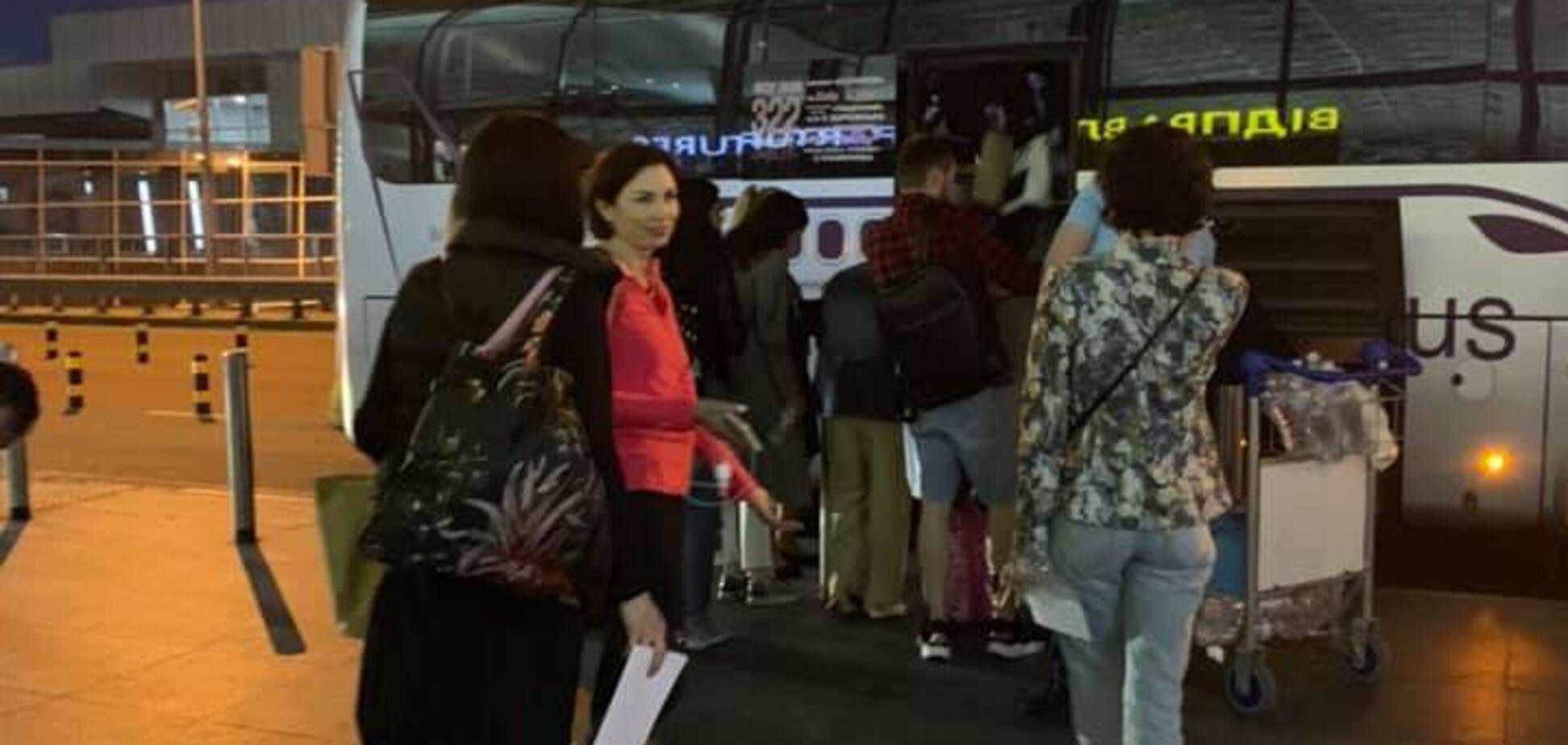 МАУ забула пасажирів у аеропорту