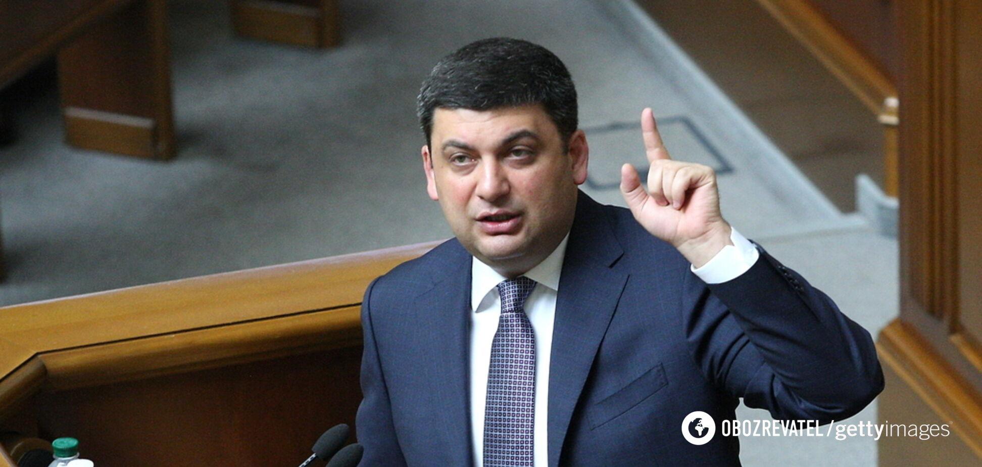 По словам премьер-министра, задача правительства – не допустить каких-либо кризисов