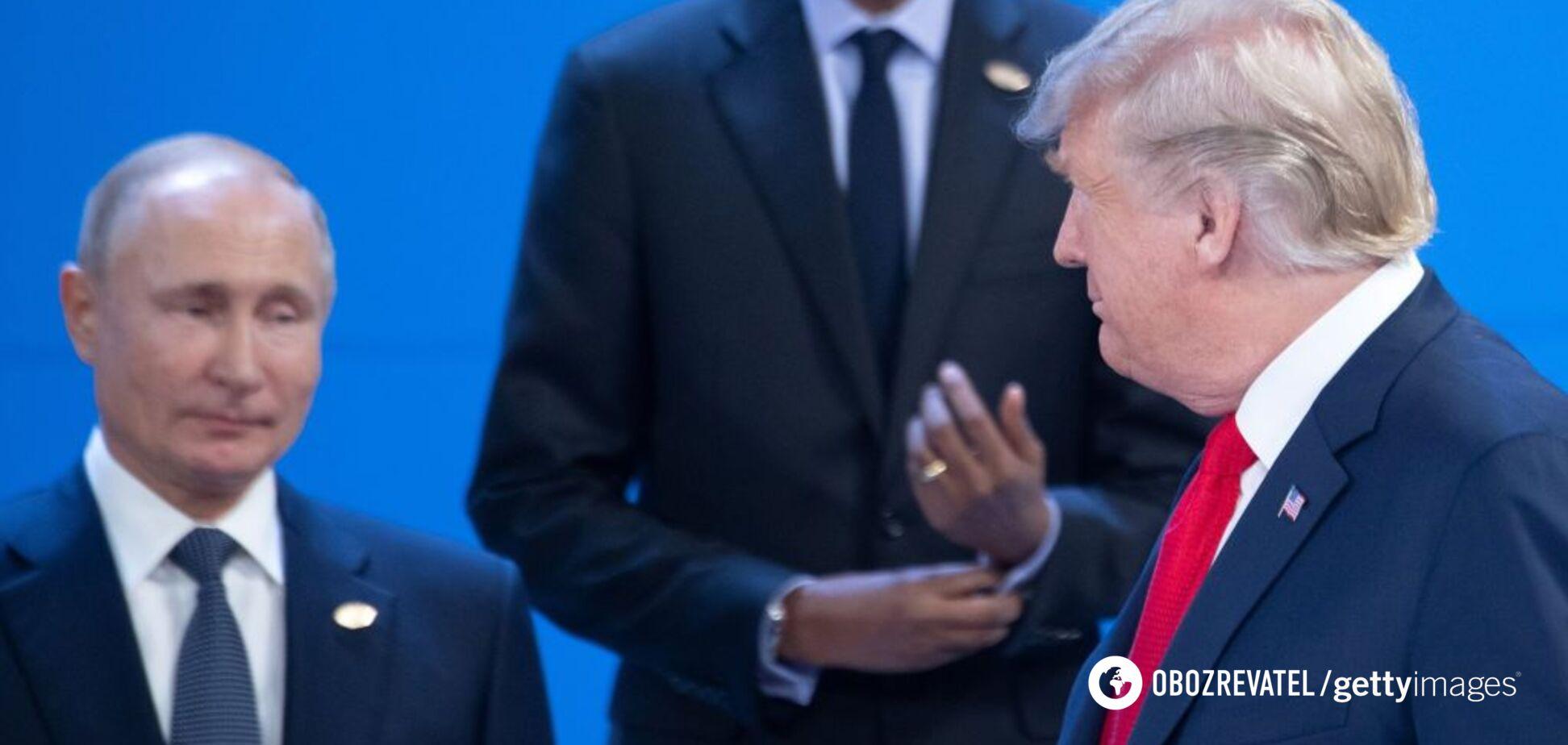 Большая тайная сделка Путина и Трампа: при чем здесь Украина?