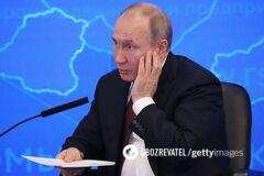 'Путину больше не верят': рейтинг российского президента упал до исторического минимума