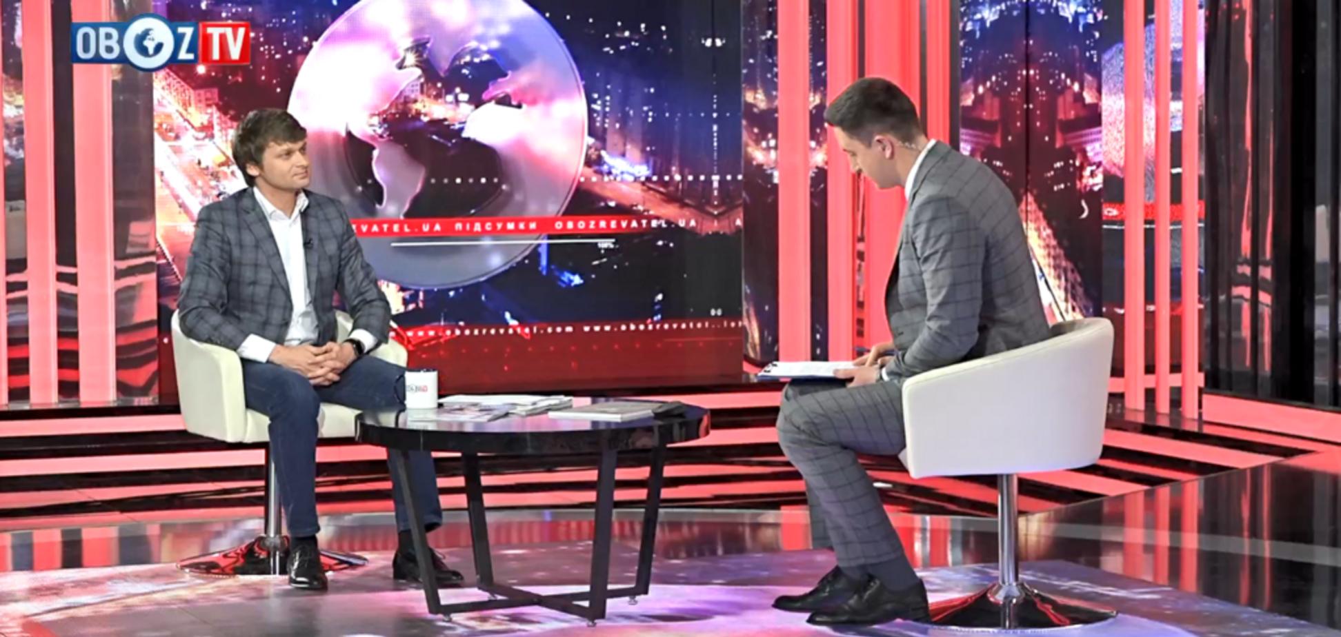 Призначення Богдана главою АП: у Мін'юсті дали оцінку скандалу