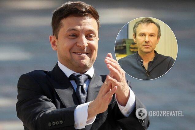 """""""Випили!"""" Коломойський згадав """"тролінг"""" Вакарчука"""