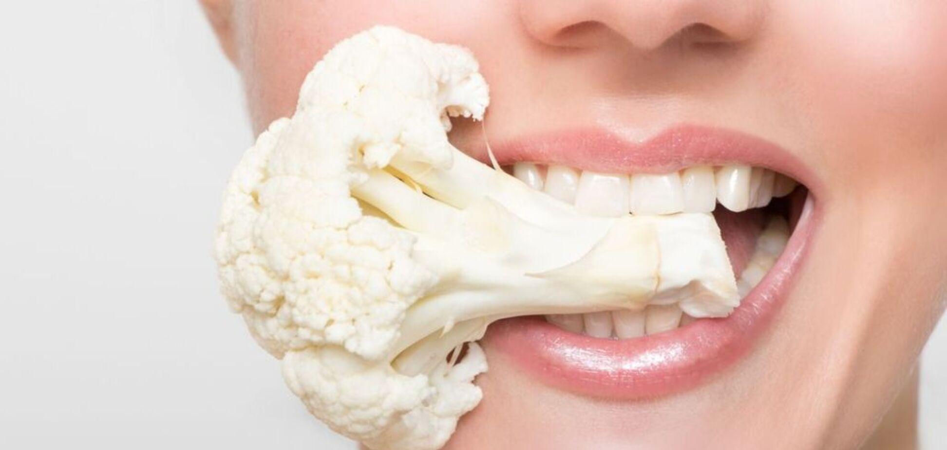 Цвітна капуста допоможе схуднути: 5 простих і смачних страв