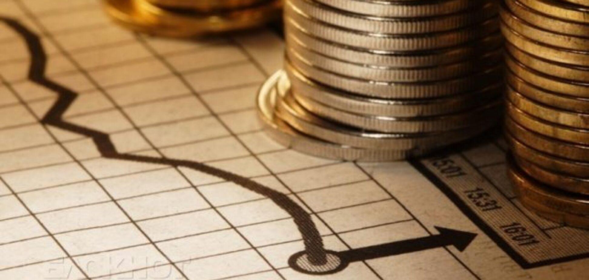 Прогноз зростання ВВП України різко погіршили