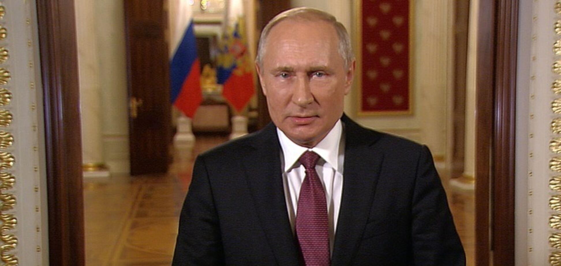 Путин простудится на наших похоронах