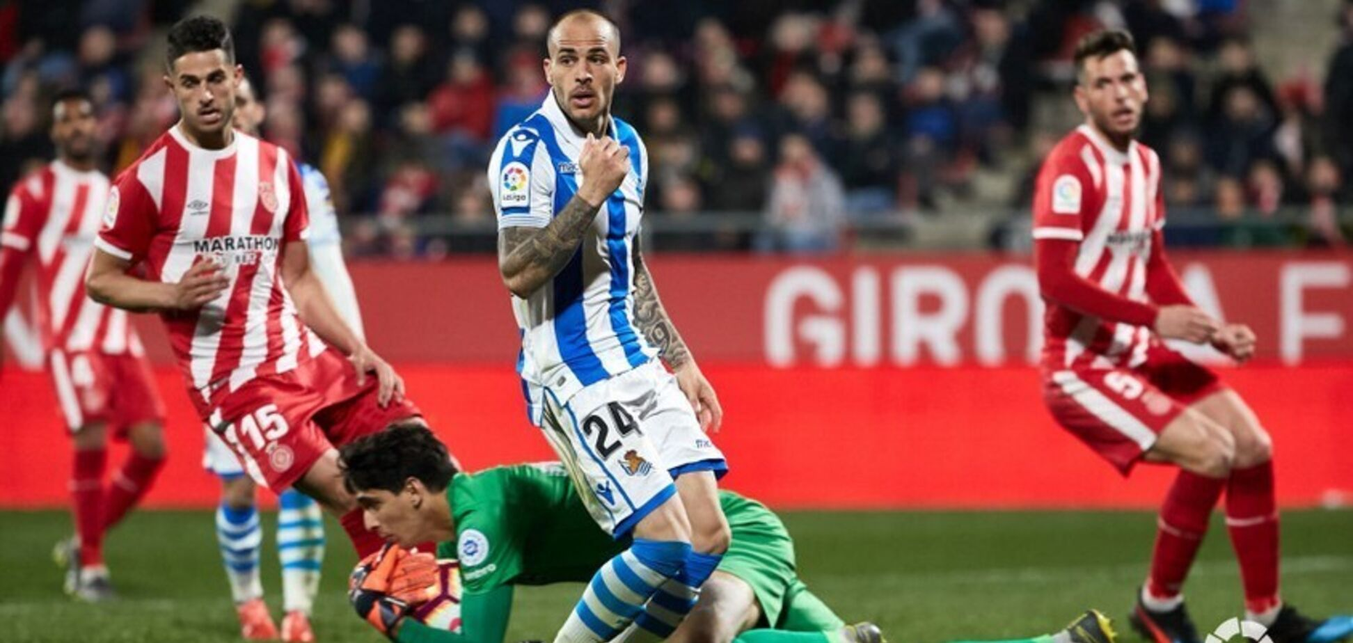Екс-гравець 'Реала' заарештований за договірні матчі