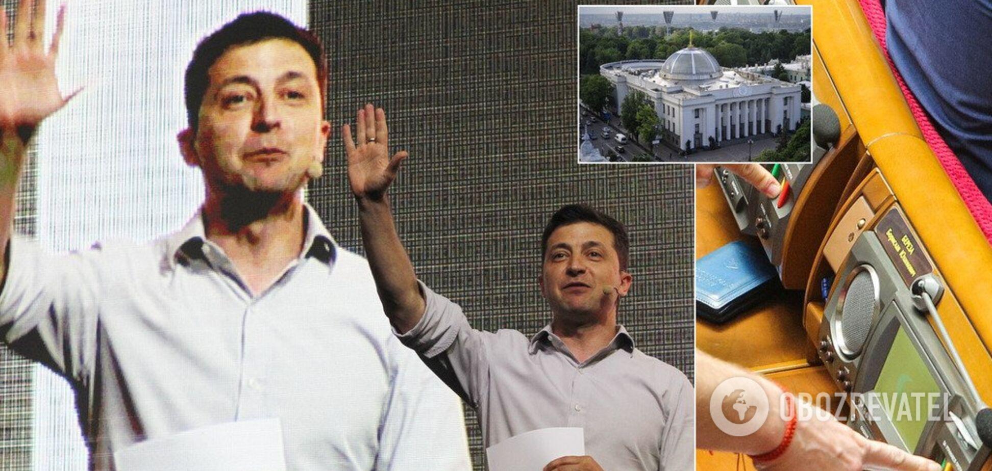 Импичмент президента: Рада поставила Зеленскому жесткий ультиматум